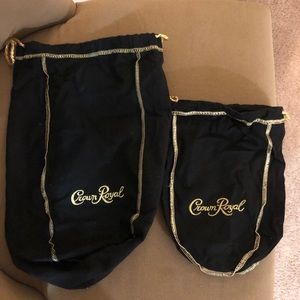 Other - Crown Royal bags